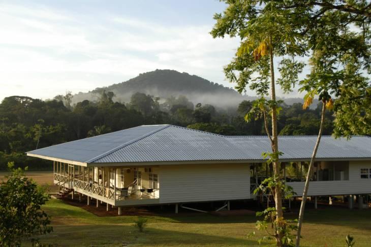 Nature Resort Kabalebo.
