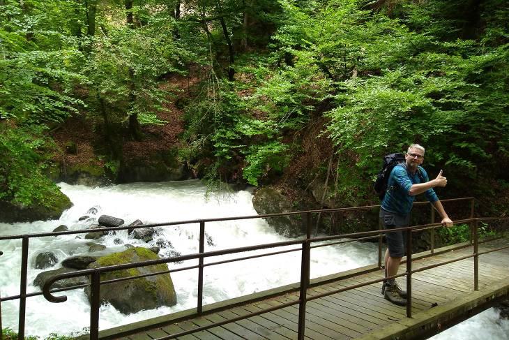 Hiken in de Savoies Brides-les-Bains