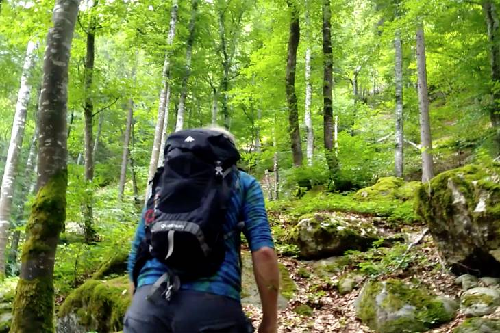Hike 2 in Brides-les-Bains