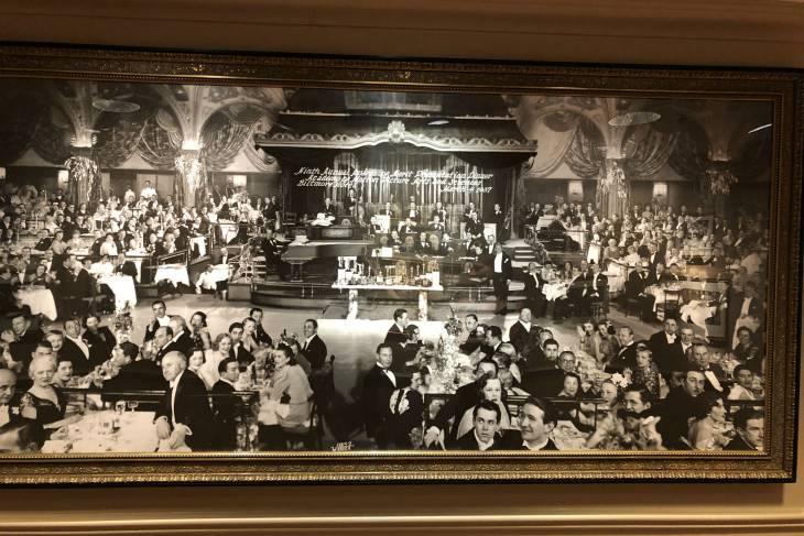 Foto van Oscar-uitreiking in Millenium Biltmore Hotel - RonReizen