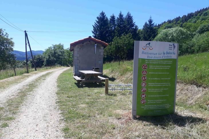 Fietstocht Ardèche welkom - RonReizen