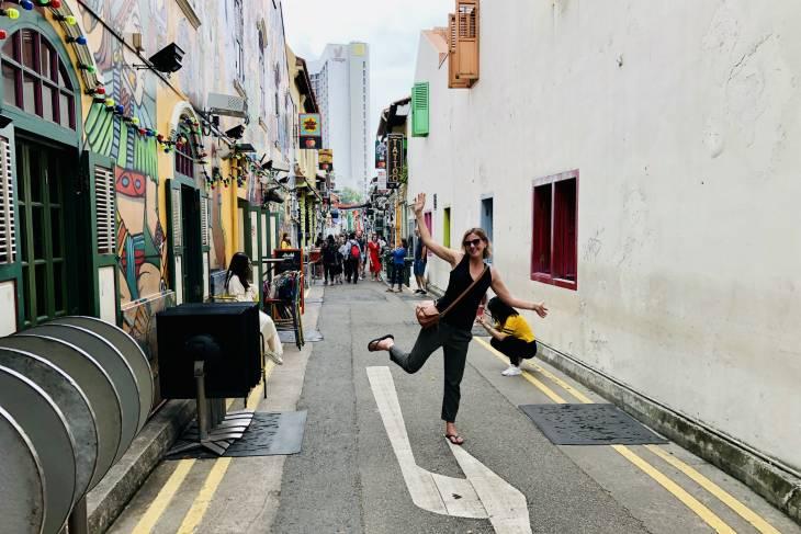Kampong Glam in Singapore - RonReizen