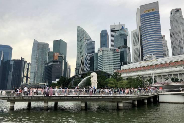 Singapore Rvier Bumboat Cruise - RonReizen
