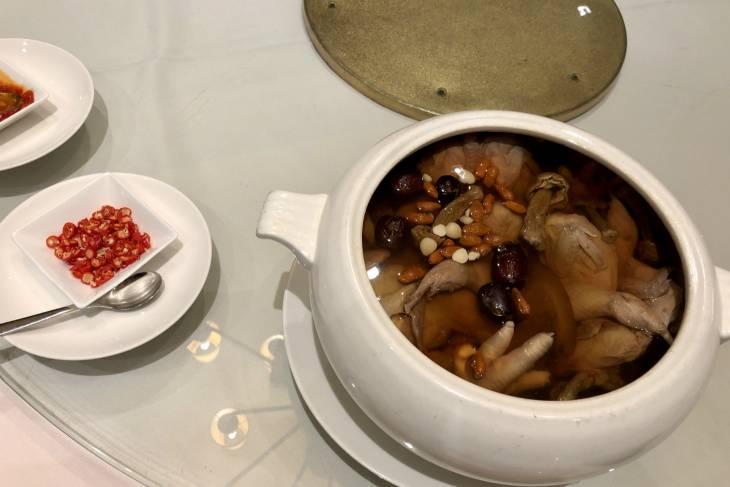 Restaurant Lei Garden, Chijmes, Singapore- RonReizen