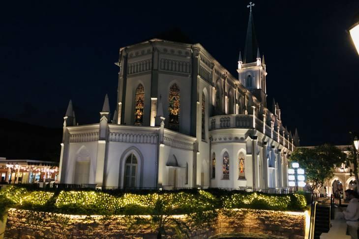 Chijmes in Singapore - RonReizen