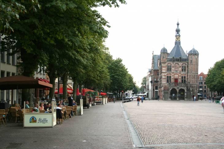 Museum de Waag, Deventer.