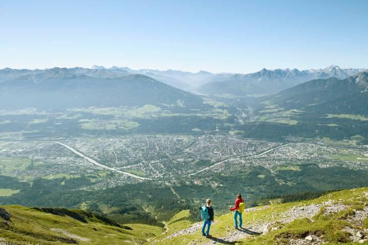 Oostenrijk Innsbruck RonReizen Natuur bergen stad