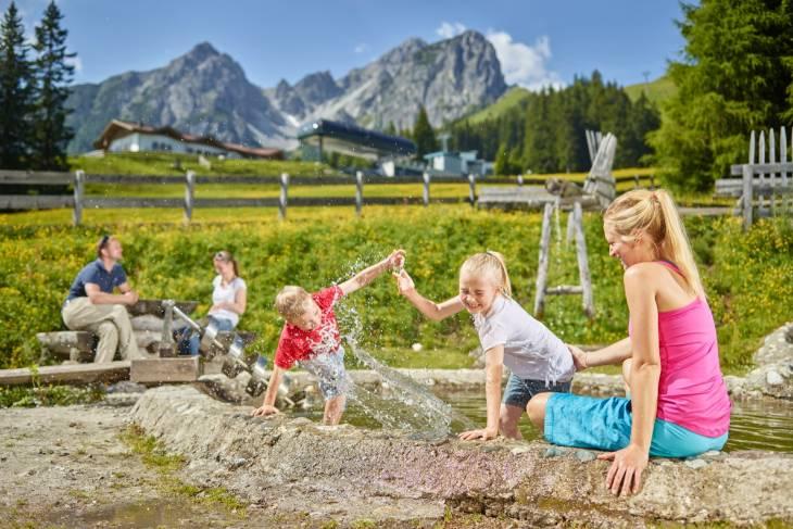 Oostenrijk Innsbruck RonReizen Muttereralmbahn