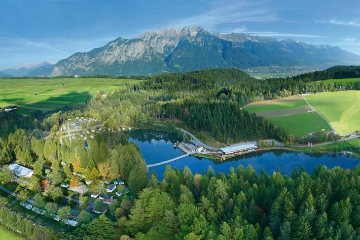 Oostenrijk Innsbruck RonReizen Natterer See