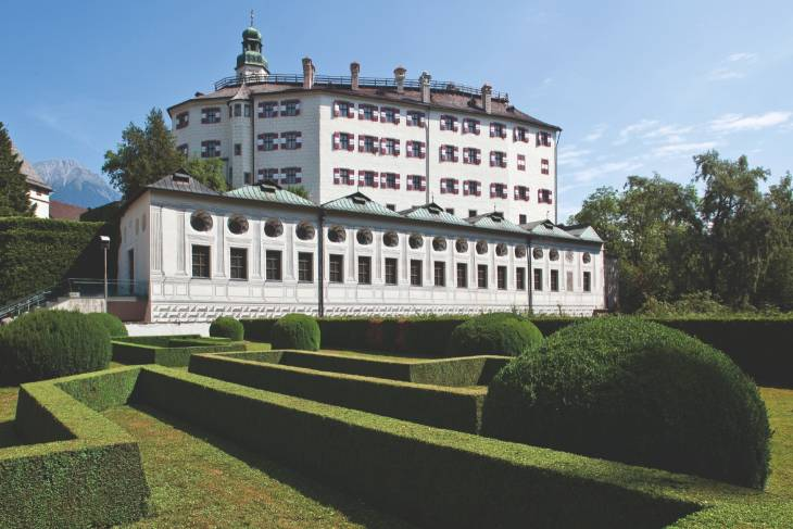 Oostenrijk Innsbruck RonReizen Schloss Ambras