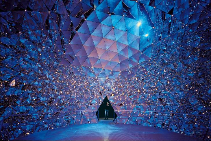 Oostenrijk Innsbruck RonReizen Swarovski kristalwereld
