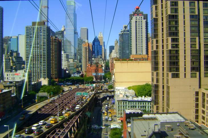 Roosevelt Island Tramway New York